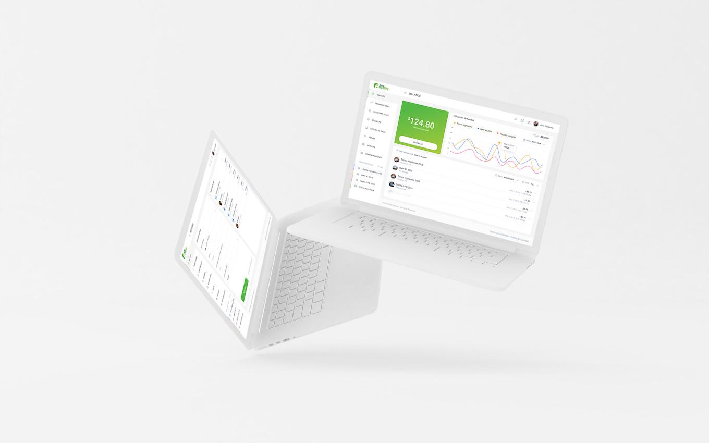 Laptop-AutoExpreso Mockups
