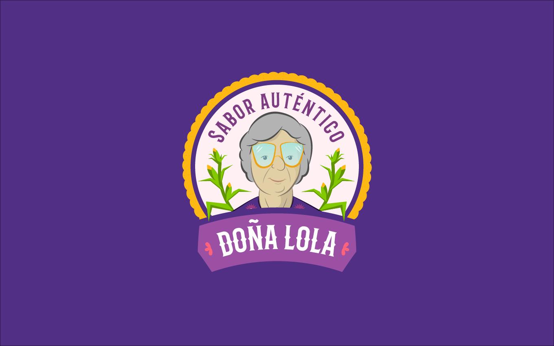 Main Doña Lola Logo
