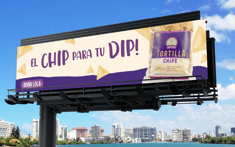 Doña Lola Billboard